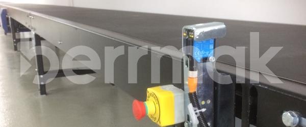 PVC- und BU-Förderbänder