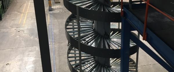 Spiralförderer